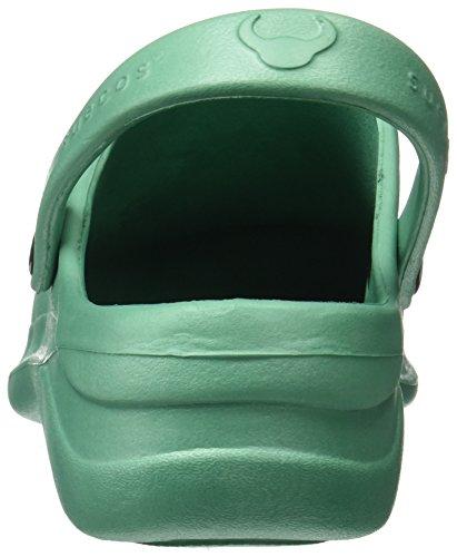Verde Unisex Skoll da Green Adulto Suecos®®®®®®®®®® Zoccoli 05 Lavoro WYdqBng6g