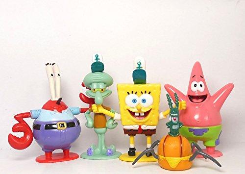 Home Comforts Laminated Poster Spongbob Spongebob Squarepants Cartoon Characters Poster Print 11 x 17