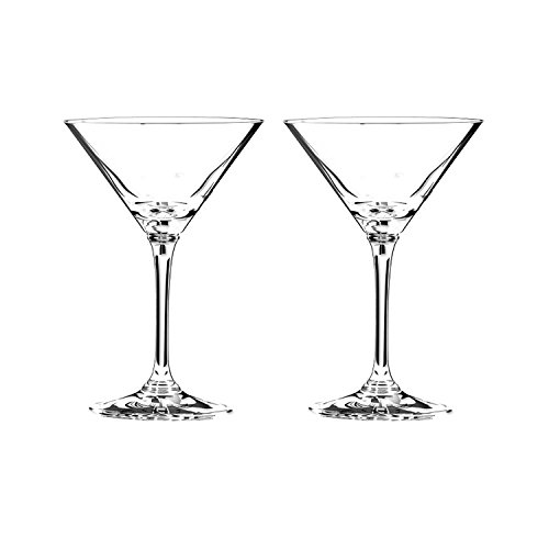 Riedel VINUM Martini Glasses, Set of 2 (Cooling Glass For Mens Online)