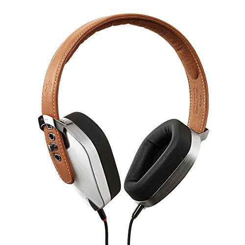 PRYMA Pryma 01 Sealed over-ear headphones Italian leather material adopted Sonus faber company made HDP0101FIN(Coffee & (Sons Italian)