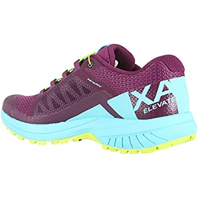 SALOMON Women's Xa Elevate Trail Running Shoes Sneaker | Trail Running