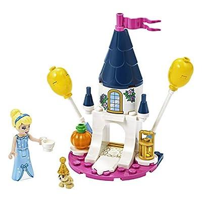 LEGO Disney Princess Cinderella Mini Castle 30554: Toys & Games
