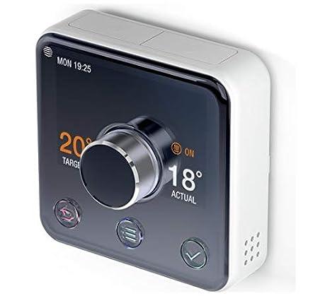 Hive Active Kit de termostato de Agua Caliente y calefacción ...