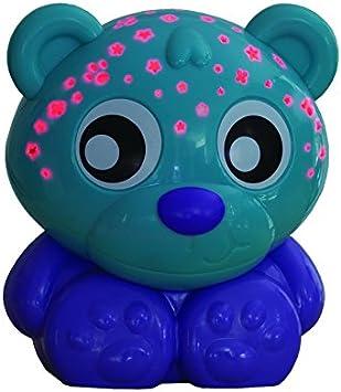 Playgro - Lámpara proyector de estrellas, color azul (0186423 ...