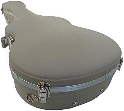 Estuche ABS para Guitarra Clásica, marca Cibeles (Crema): Amazon.es: Instrumentos musicales