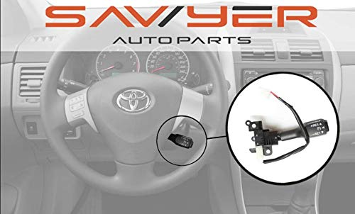 OEM Quality Assembly Sawyer Auto TY003 Cruise Control Lever Switch for Toyota Lexus Scion
