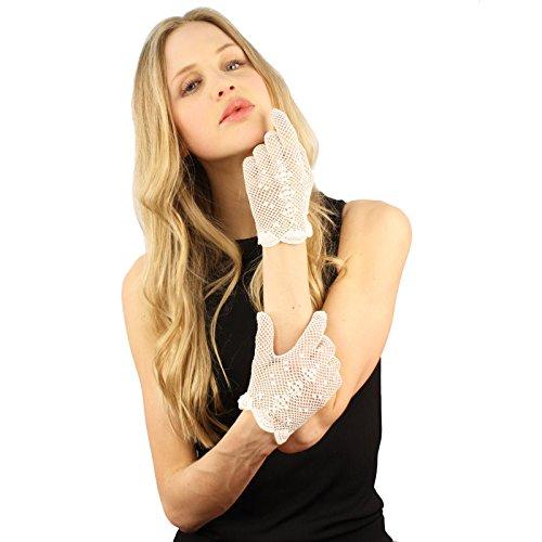 Giant Crochet Gloves - 5