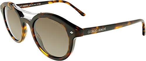 Giorgio Armani Sunglasses - AR8007 / Frame: Havana Lens: Brown - Sunglass Giorgio