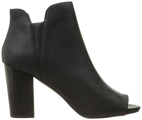 Madden Girl Womens Fiizzle Ankle Bootie Black Paris