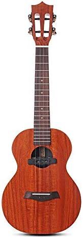 ギター フルボード26インチフロントウクレレクラシックギター初心者パッケージとギガビットバッグストラップ ギター 弦 (色 : As shown, サイズ : 26inch)
