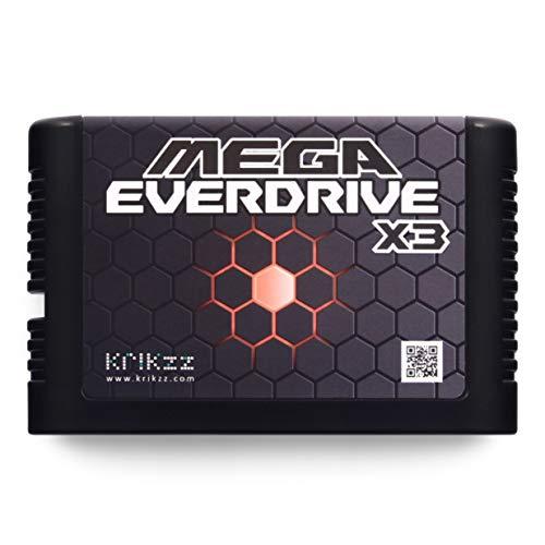 - Mega EverDrive X3