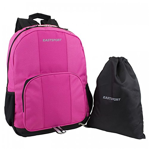 eastsport-classic-backpack-pink