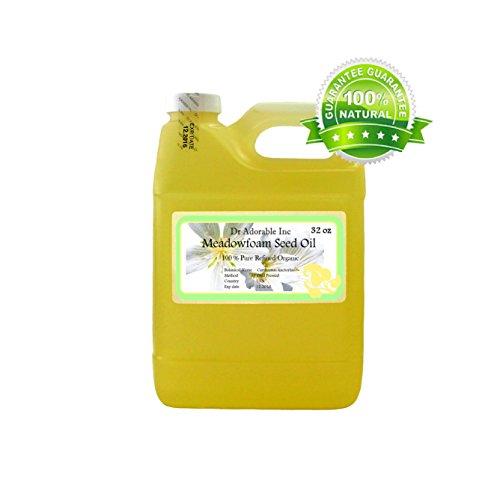 Meadowfoam Seed Oil Organic 32 Oz / 1 Quart