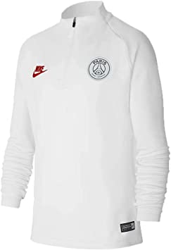 Nike Dri-fit Paris Saint-Germain Strike Camiseta de Manga Larga ...