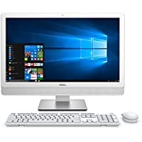 Dell Inspiron i3264-P004WHT-PUS 21.5 All-in-One Desktop White (Certified Refurbished)