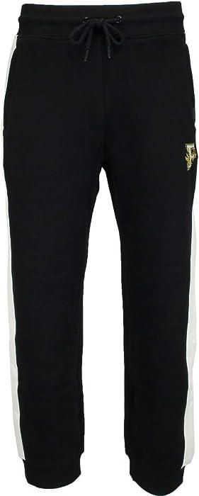 116382898c7 PUMA Women s Puma x Fenty by Rihanna Fitted Panel Sweatpants Cotton Black  Small