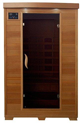 Coronado - 2 Person Ceramic Heatwave™ Sauna