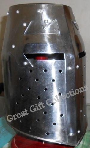 Sugarloaf Armor Helmet Medieval Knight Crusader Armour