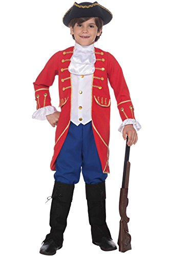 Forum Novelties Founding Father Child's Costume, Small ()