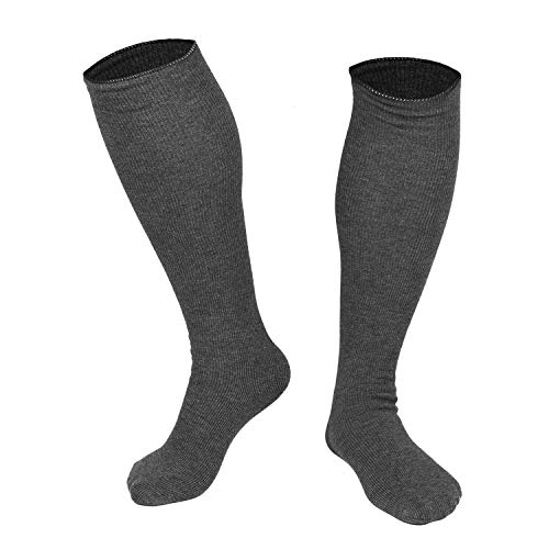 5257e48a08d OZERO Winter Thermal Socks with Heel Free Design