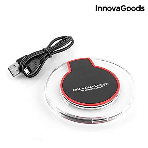 Cargador inal/ámbrico Qi para Smartphones InnovaGoods IG813239