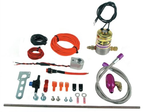 COMP Cams 82010R Nitrous Purge Kit (Zex (Red))