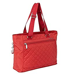 Hedgren Stella Travel Tote, Women\'s, One Size (New Bull Red)