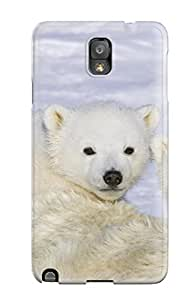 High-quality Durability Case For Galaxy Note 3(polarbears )