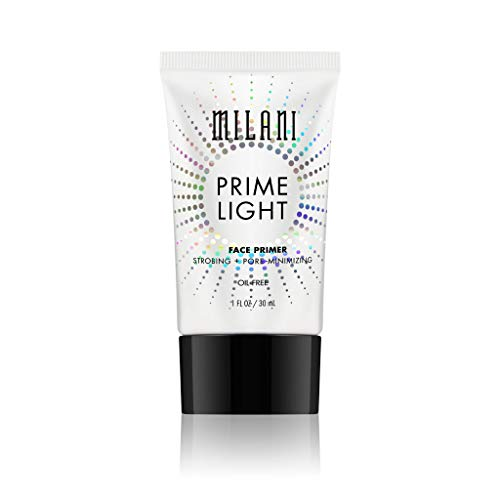 Milani Prime Light Strobing + Pore-Minimizing Face Primer - Transparent