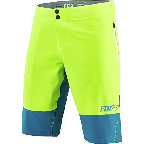 Fox Racing Altitude Shorts - Men's Teal, 30 by Fox Racing