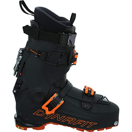 Dynafit Hoji Pro Tour Skitouring Boots - Asphalt/Fluorescent Orange 27.5