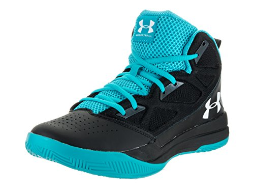 free shipping sale Under Armour Men's Jet Mid Black/Meridan Blue/White discount best outlet official site W4a5EWMr