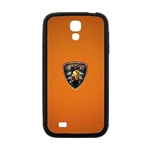 QQQO Lamborghini sign fashion cell phone case for samsung galaxy s4