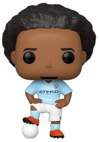 Funko Pop! Figura De Vinil Football Manchester City - Leroy