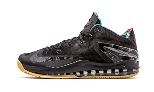 Nike Air Max Lebron XI Low (125) Schwarz