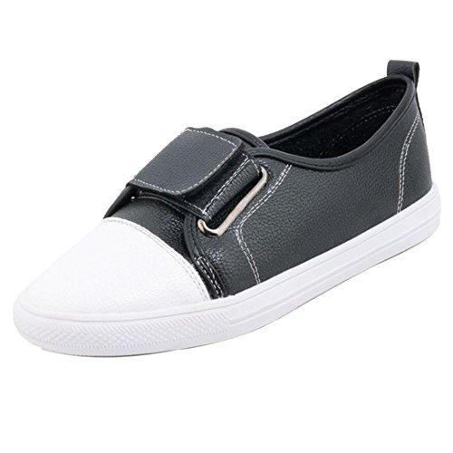 Black Spring Women Sneaker KemeKiss Pumps PqIFI5