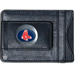 (MLB Boston Red Sox Cash and Card Holder)
