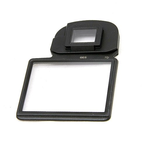 GGS III LCD Screen Protector glass for CANON EOS 7D