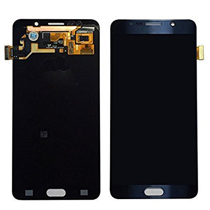LCD Display Digitizer Touch Screen Assembly For Samsung Note 5 N920 N920f N920t N920a by Mr Repair Parts (Dark Blue) by Mr Repair Parts