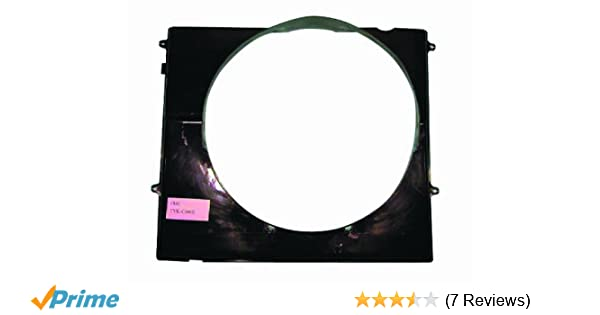 Fan Shroud New TO3110102 1671107030 for Toyota Tacoma 1995-2004
