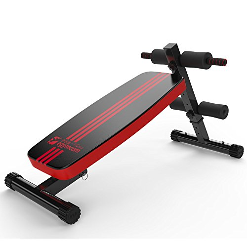Egymcom Mini Multi Workout Ab Decline Bench Sit Up Bench Train Gain Win