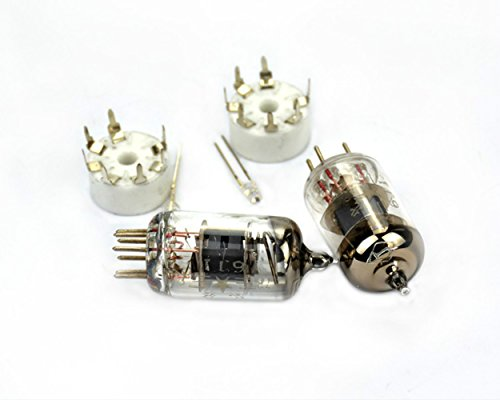 AOSHIKE 6J1 valve tube amplifier kit 6J1 tube preamp