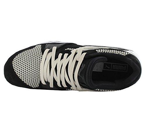 TECH BLAZE Homme Beige Chaussures Suede Cuir Mode Sneakers Puma Trinomic Noir qwd6Ca5w