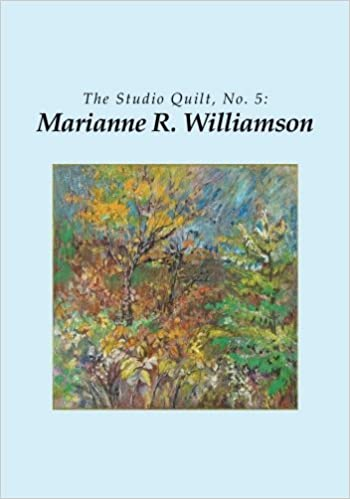 Book The Studio Quilt, no. 5: Marianne R. Williamson by Sandra Sider (2011-09-28)
