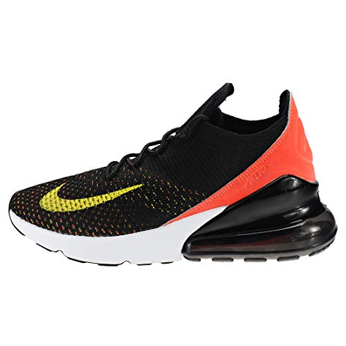 Zapatillas Max Gimnasia Air Nike De 270 Flyknit Crimson Para W 003 Mujer Negro yellow bright Strike black 4qXExEwg