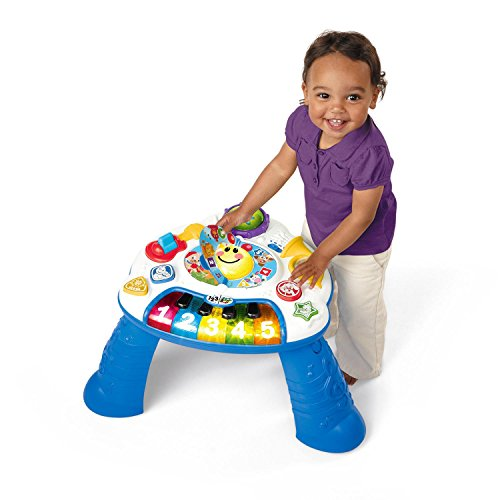 41l3ZXiWGQL - Baby Einstein Discovering Music Activity Table