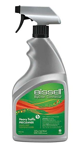 BISSELL BigGreen Commercial 19X6 Heavy Traffic Precleaner, Makes Deep Cleaning Easier, 32 oz.