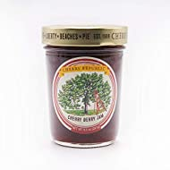 Cherry Republic Cherry Jam - Generous Chunks of Michigan Tart Cherries - 9 oz Jar