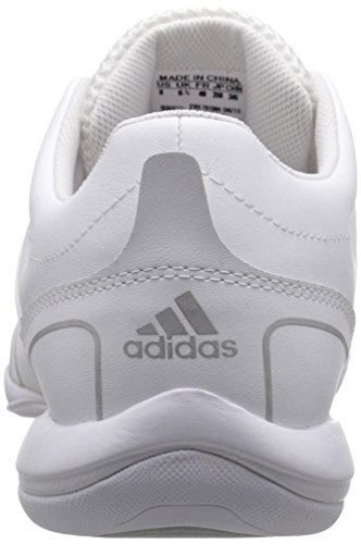 adidas Performance Damen Cheer Flyer Cross-Trainer Schuh Weiß / Silber / Silber