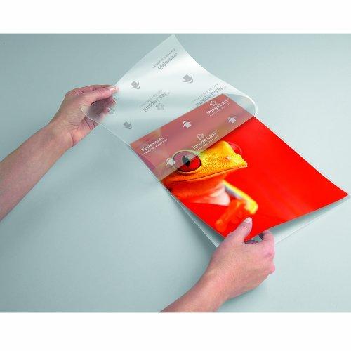 /Pochettes de plastification Fellowes 5307407/ 29,7/cm, 21/cm, 1/mm, A4, transparent, en plastique